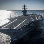 Kapal Induk Nuklir Amerika Terbaru Telah Siap Beroperasi
