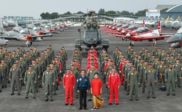 Dimensi Kedirgantaraan, Meneguhkan Ruang Pengabdian TNI AU