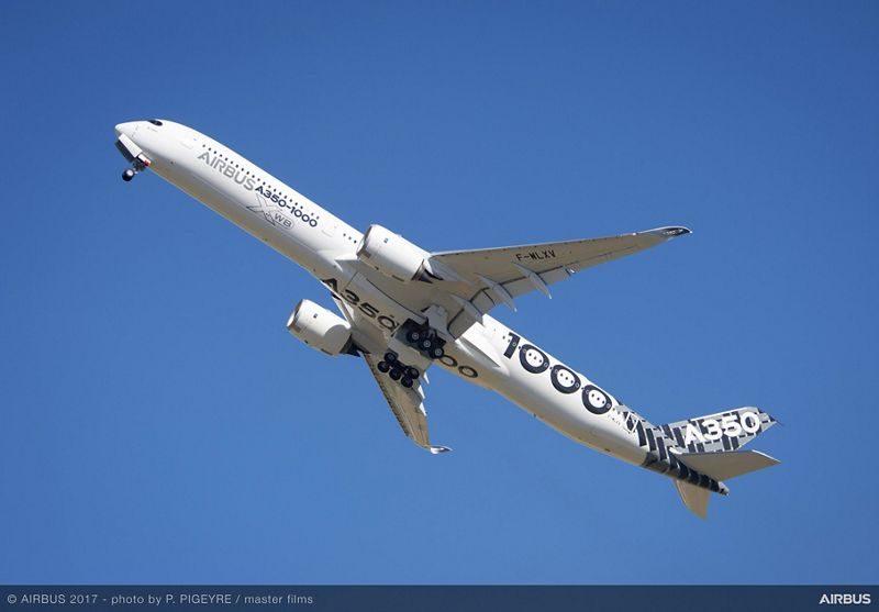 Mesin Trent XWB-97 Raih Sertifikasi EASA, A350-1000 Makin Dinanti