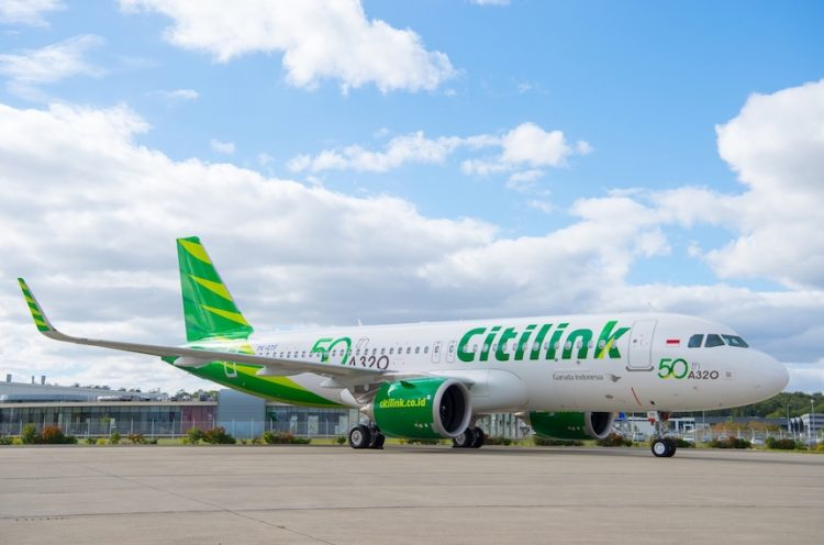 Citilink Buka Banyuwangi untuk Penerbangan Internasional