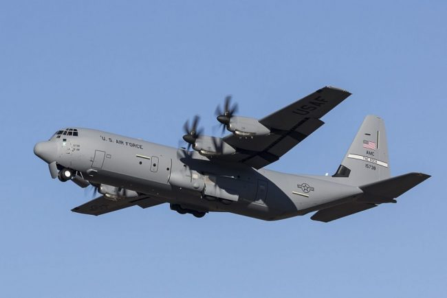 Maksimalkan Kemampuan Terjun Paskhas, TNI AU Ingin Beli Hercules Tipe J