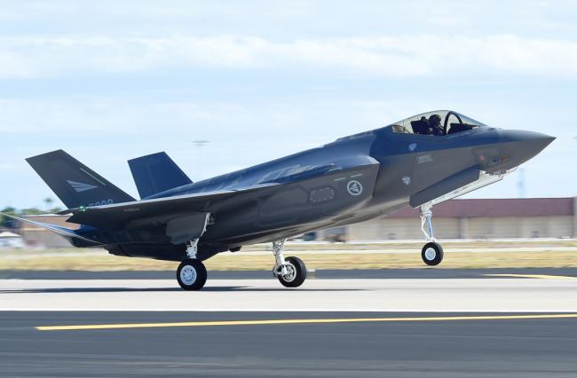 Mulai Diperkuat F-35, AU Norwegia Akan Hapus F-16