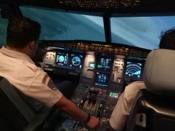 Simulator A320-200