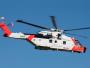 Baru Diserahkan, Heli SAR AW101 Terguling Saat Ground Run