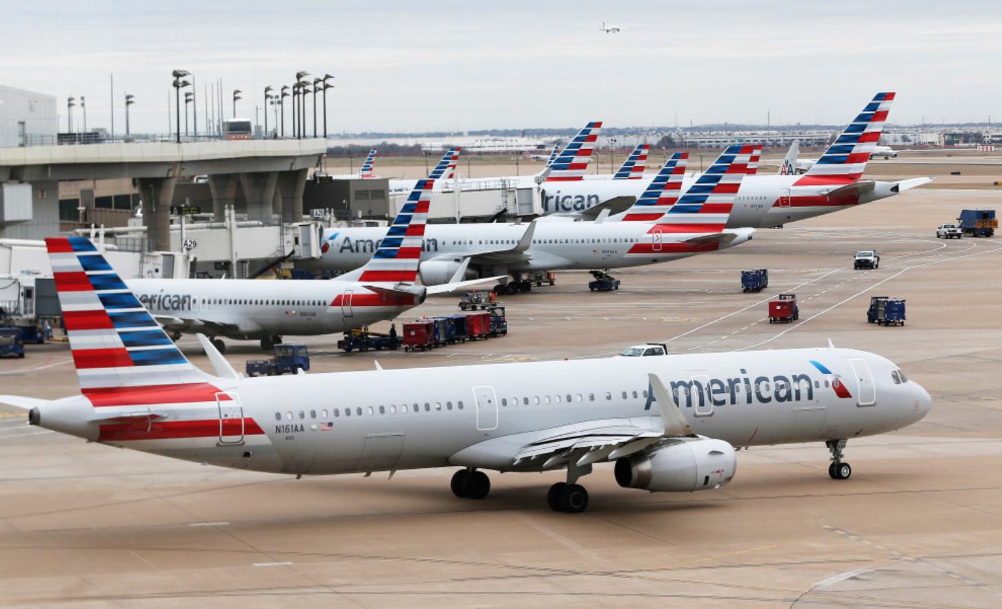 Ramai Pilot Cuti Natal, 15 Ribu Penerbangan American Airlines Terancam Gagal