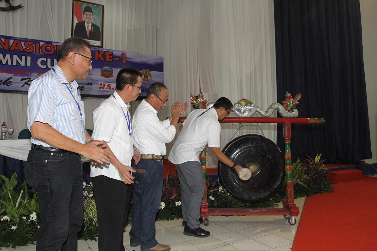 Beranggotakan 1.706 Alumni, Munas ke-1 Ikatan Alumni Curug Dibuka Ketua STPI