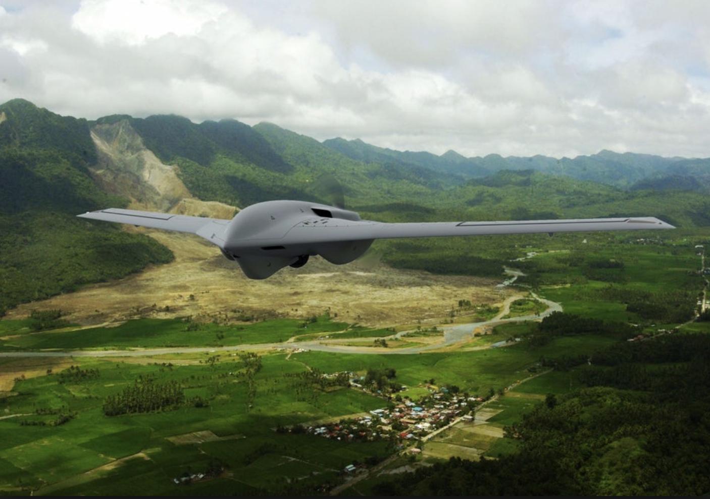 Lockheed Martin Perpanjang Daya Terbang UAS Fury