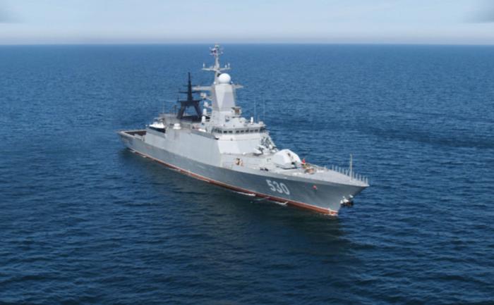 Selama 2017, Rusia Bangun Lebih 50 Kapal Perang untuk AL Mereka