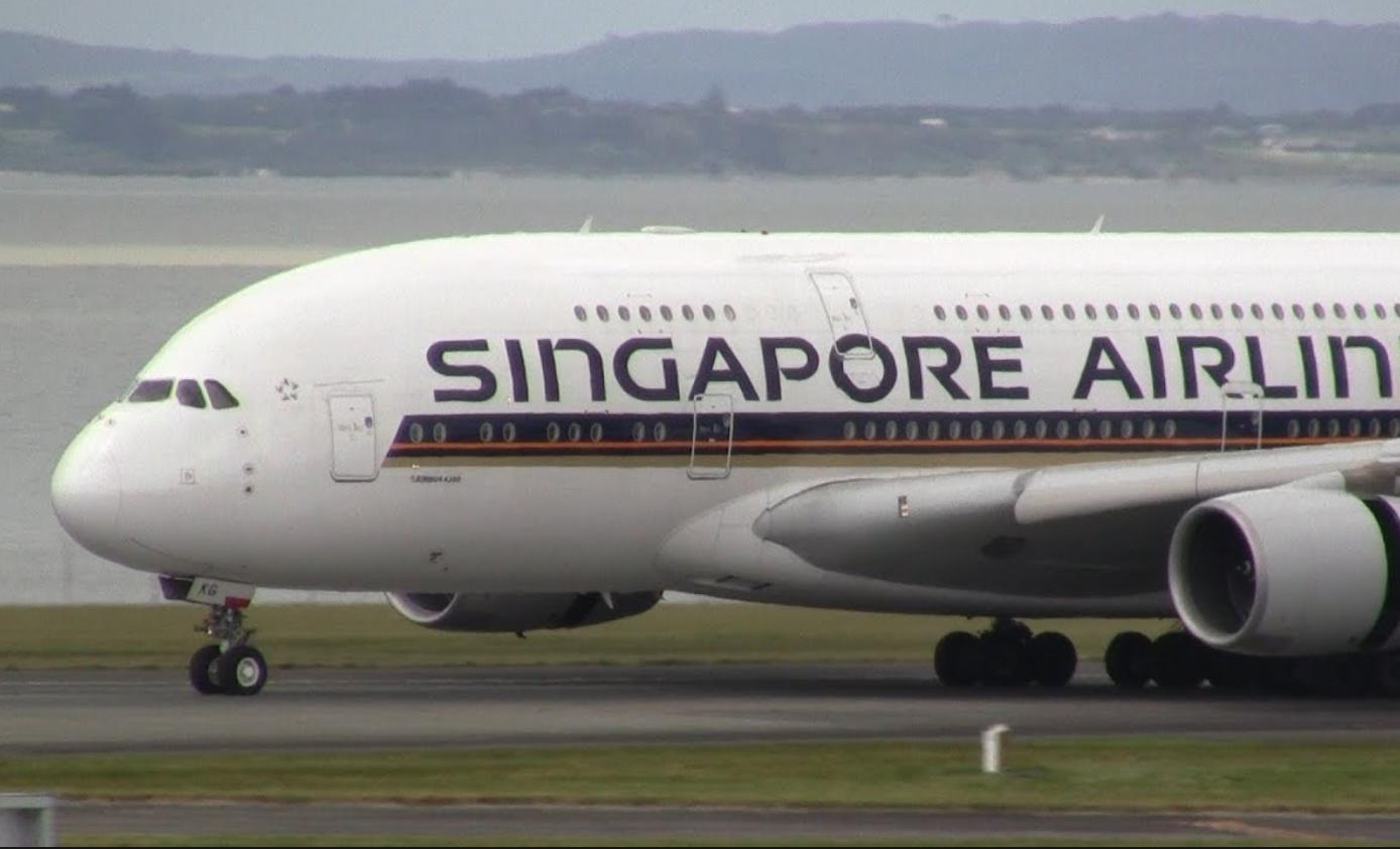 Permintaan Meningkat, Singapore Airlines Tambah Frekuensi Penerbangan ke Cape Town