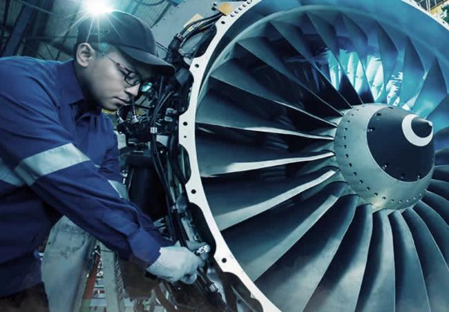 Makin Erat, GMF dan Garuda Indonesia Perpanjang Kerja Sama MRO