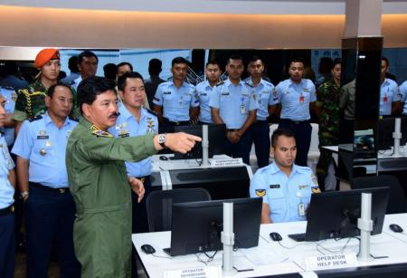 Urusan Manajemen Logistik, TNI AU Kini Lebih Rapi