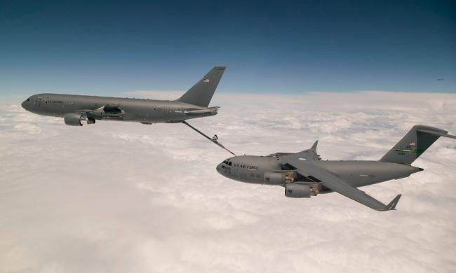 Jepang Jadi Pengguna Pertama Tanker KC-46 di Luar Amerika Serikat
