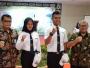Diterima Gubernur Jabar, STPI Serahkan 48 Personel Avsec untuk Bandara Kertajati