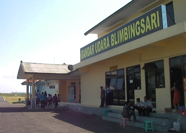 Pengelolaan Bandara Blimbingsari Resmi Dialihkan ke AP II