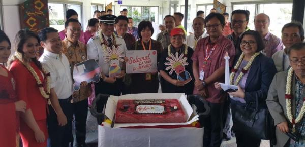 AirAsia Philippines Resmi Beroperasi di Bandara Soekarno-Hatta