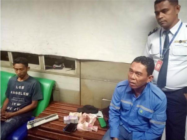 Gagalkan Tindak Kriminal, Dirjen Hubud Apresiasi Kesigapan Avsec Bandara Pattimura