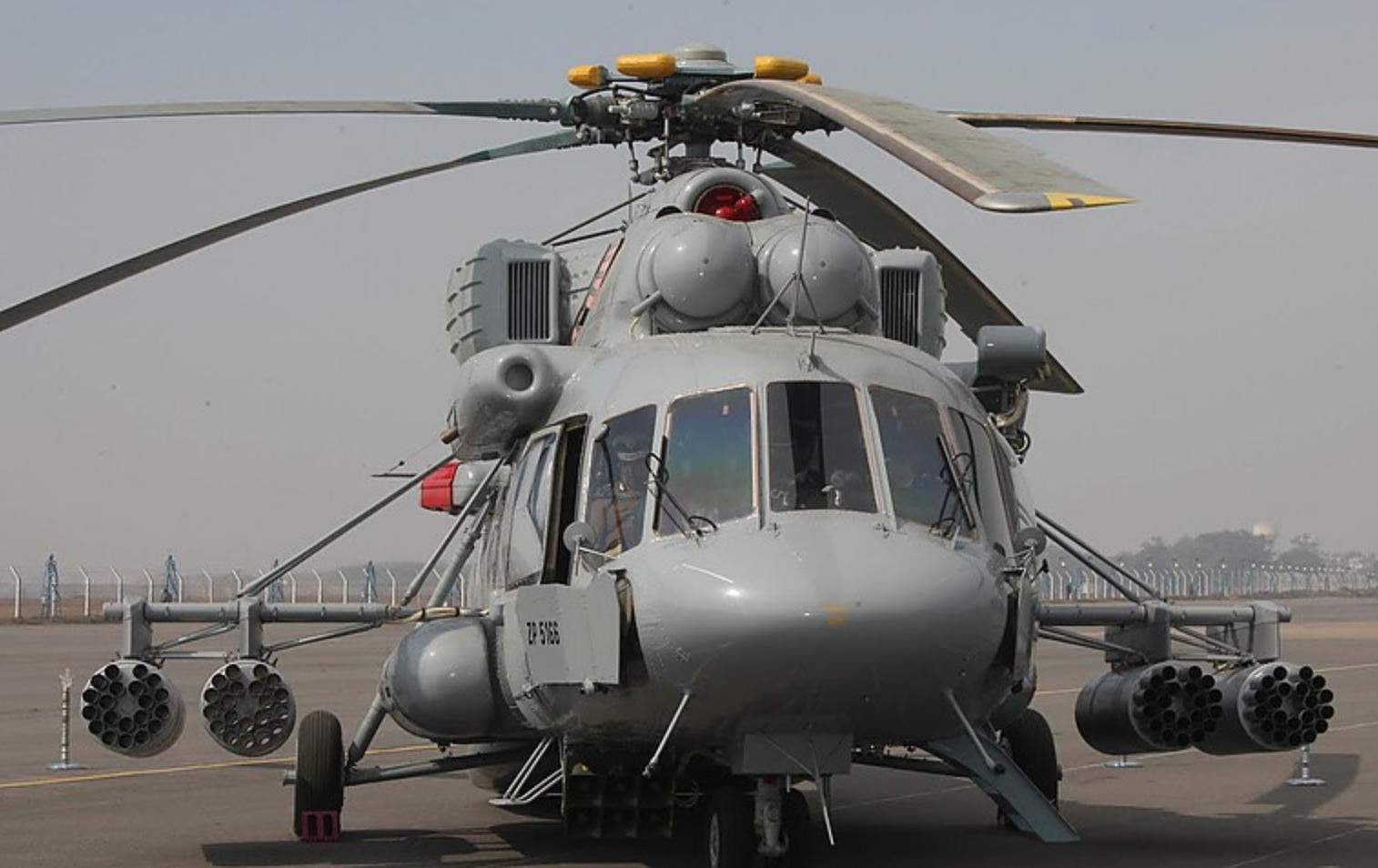 Tahun Ini India Akan Tambah 48 Heli Mi-17V-5 dari Rusia