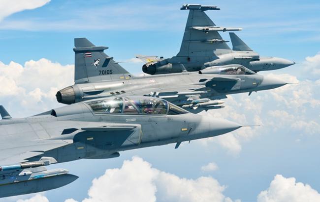 Perluas Kapasitas Produksi Gripen, Saab Bangun Pabrik Aerostruktur di Brasil