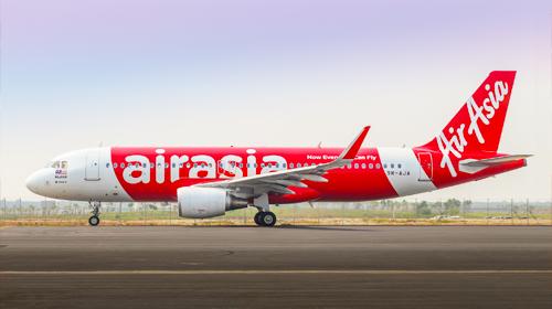 Ini Cara Unik AirAsia untuk Penerbangan ke Aceh