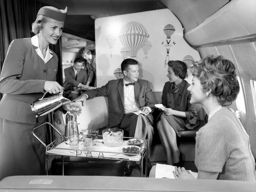 Uniknya Dunia Penerbangan Zaman Dahulu