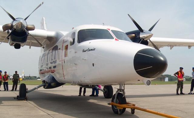 Pelita Air Service Akan Pakai N219 Nurtanio di Kalimantan dan Papua