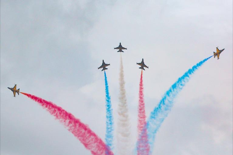 1.000 Perusahaan Akan Ramaikan Singapore Airshow 2018