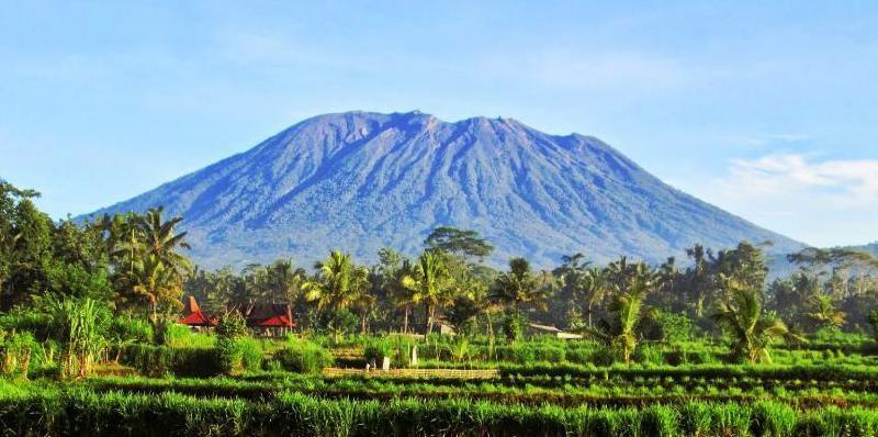Gunung Agung Empat Kali Meletus, Penerbangan Aman