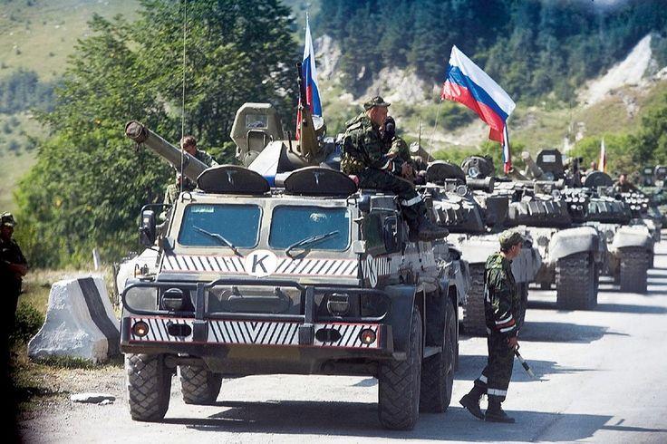 Mengenal Vodnik, Kendaraan Angkut Tempur Rusia