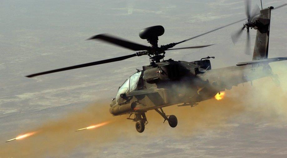 Boeing Akan Pertahankan Heli AH-64 Apache Hingga 2060-an