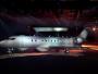 GlobalEye Berlabur AU Uni Emirat Arab Diperlihatkan Saab di Swedia