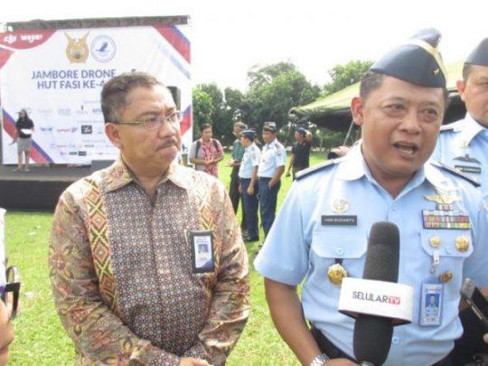 Kadispotdirga: Pertandingan Drone Internasional Saya Akan Adakan di Indonesia