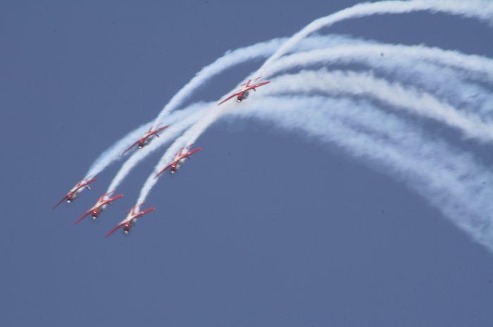 Ditinjau KSAU, ini formasi baru The Jupiters yang akan tampil di Singapore Airshow 2020