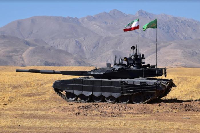 Kenalkan Ini Karrar, Tank Tempur Utama (MBT) Terbaru Buatan Iran