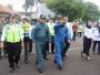 Tinjau Pendidikan Pilot STPI Curug, Menhub Pakai Coverall dan Jajal Pesawat Latih