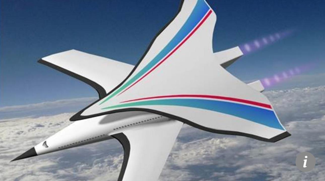 China Rancang Model Pesawat Hipersonik, Beijing-New York Cuma 2 Jam