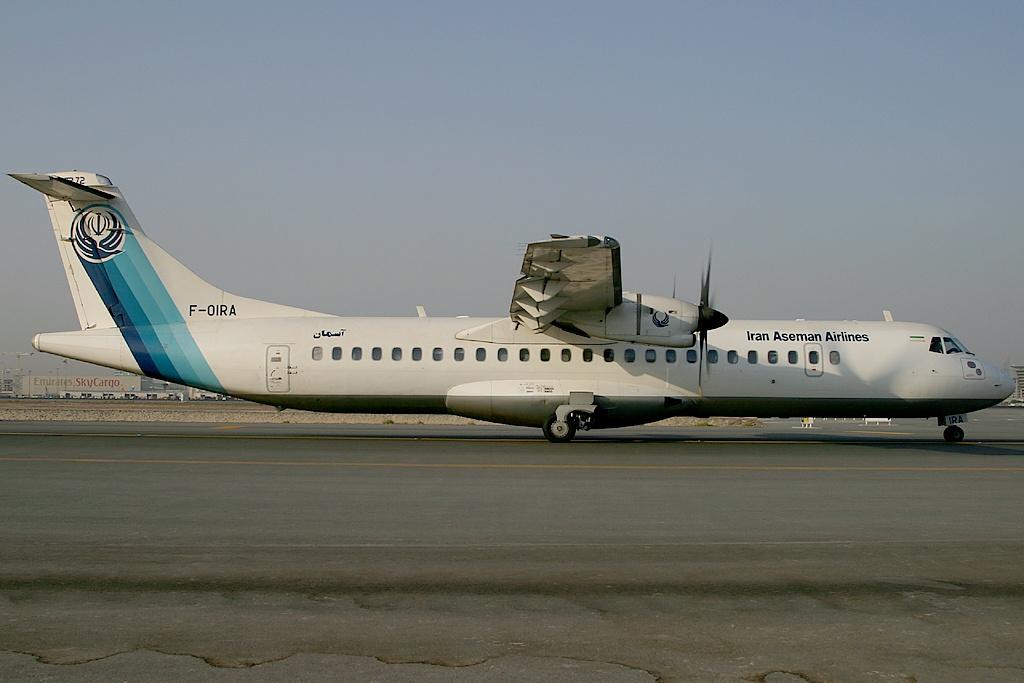 ATR-72 Iran Jatuh Tewaskan 66 Penumpang