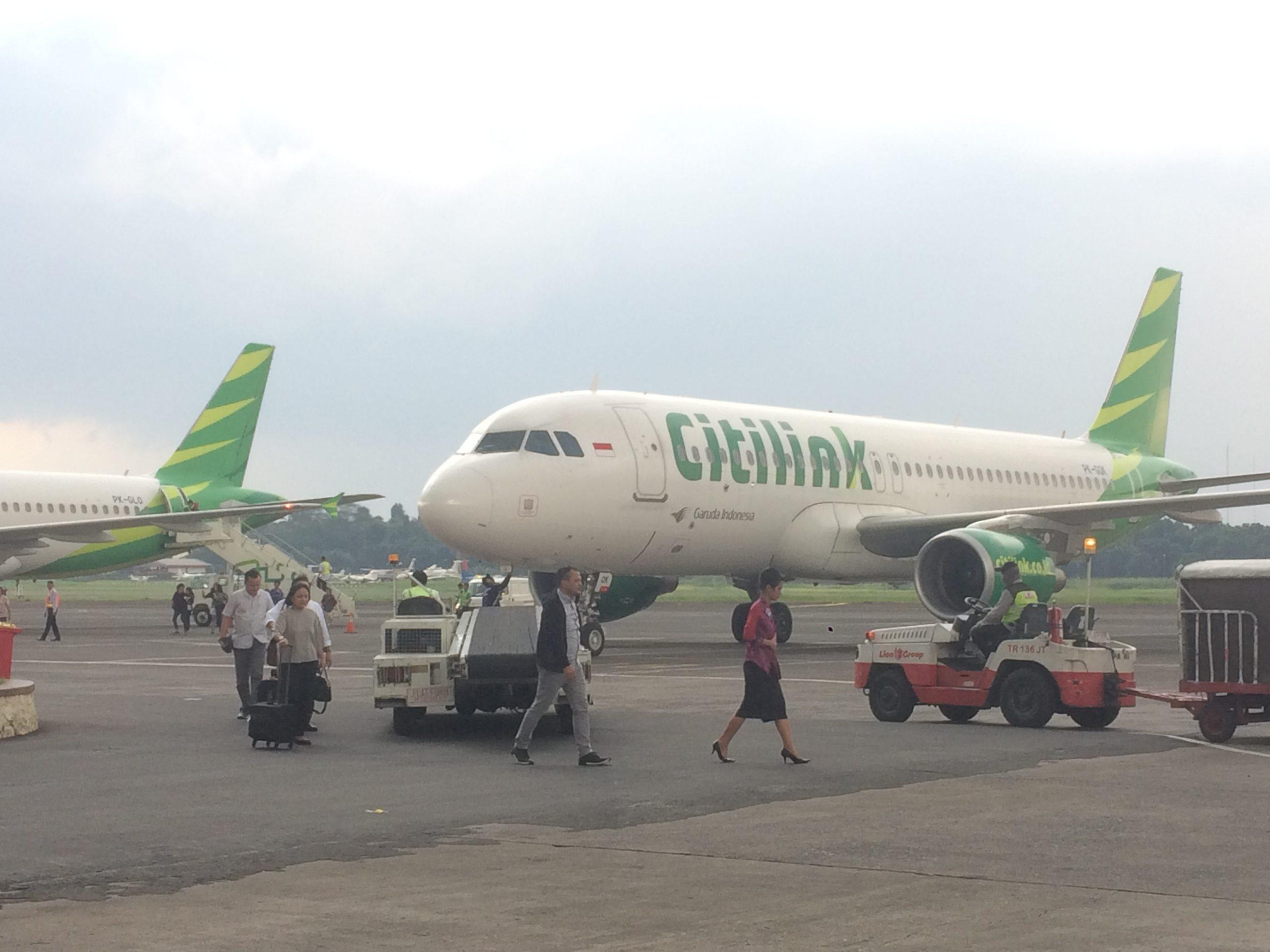 Citilink Kepakkan Sayap ke Penang dari T3 Bandara Soekarno-Hatta