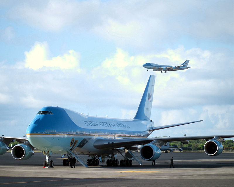 Boeing Disiram Rp 53 Triliun untuk Air Force One Baru