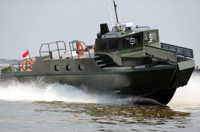 Menelisik Sosok KMC Komando, Kapal Cepat Milik Angkatan Darat