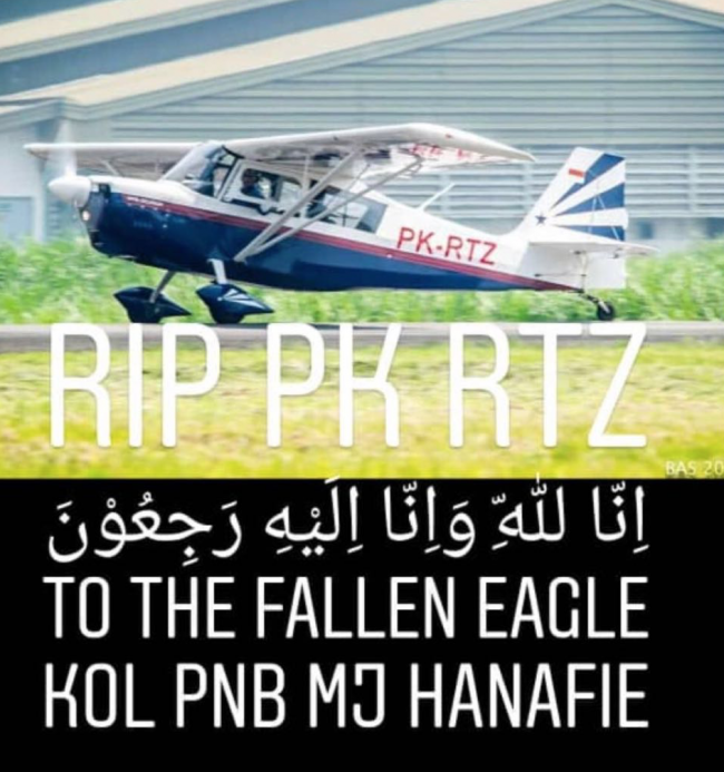 STPI Curug Ucapkan Duka Cita Mendalam atas Meninggalnya Kolonel Pnb MJ Hanafie