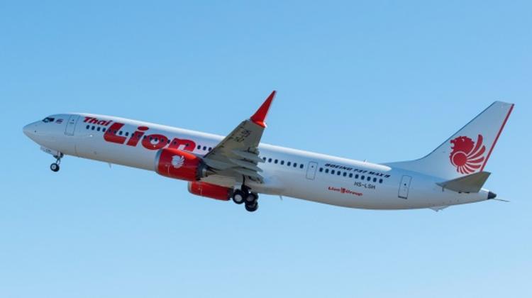 Boeing Serahterimakan 737 MAX 9 Pertama kepada Thai Lion Air