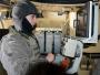 Kadet Akademi Militer Ukraina Mulai Berlatih Penembakan Menggunakan BTR-4E