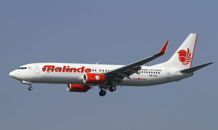 Penumpang Malindo Air Diikat di Dalam Pesawat Karena Masturbasi
