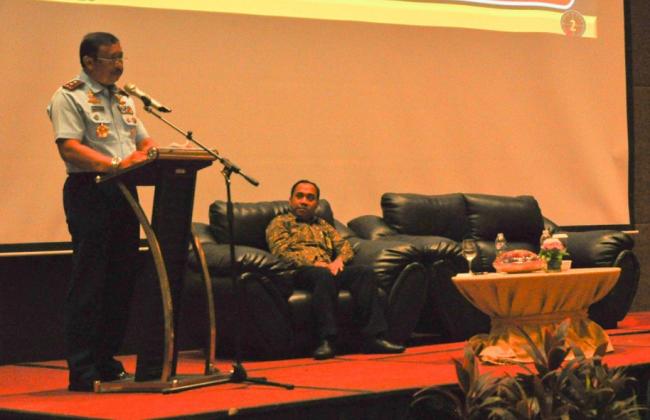 Pangkohanudnas: Pengambilalihan FIR dari Negara Lain Mutlak Dilakukan Indonesia