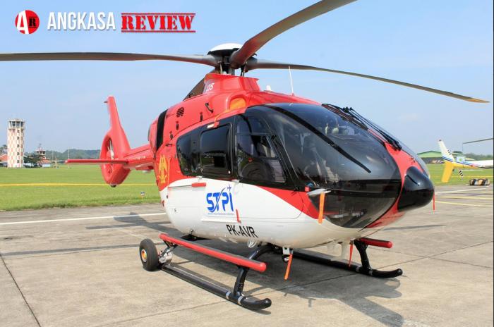 Dapat Pesanan 100 Unit H135 dari China, Airbus Helicopters Kirimkan Unit Pertama