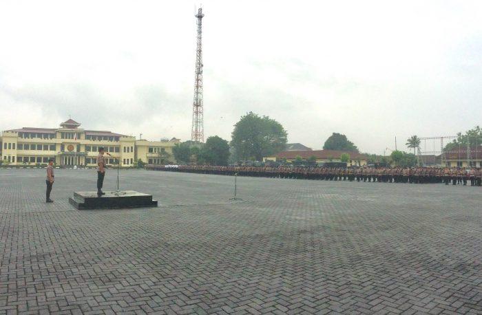 Unit Jibom, Wanteror dan KBR Disiapkan untuk Maksimalkan Pengamanan Asian Games