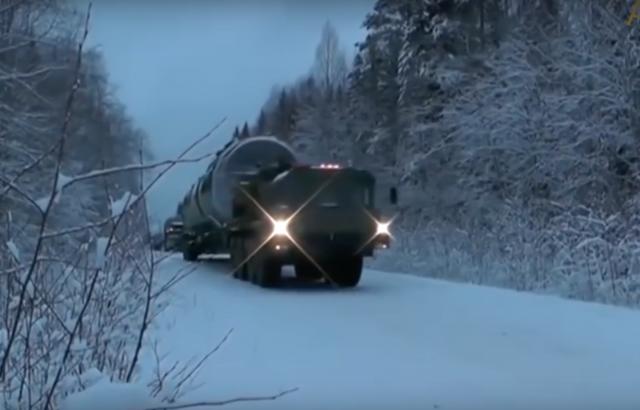 Punya Banyak Senjata Nuklir Mobil, Daya Gempur Rusia Lebih Unggul Dibanding AS