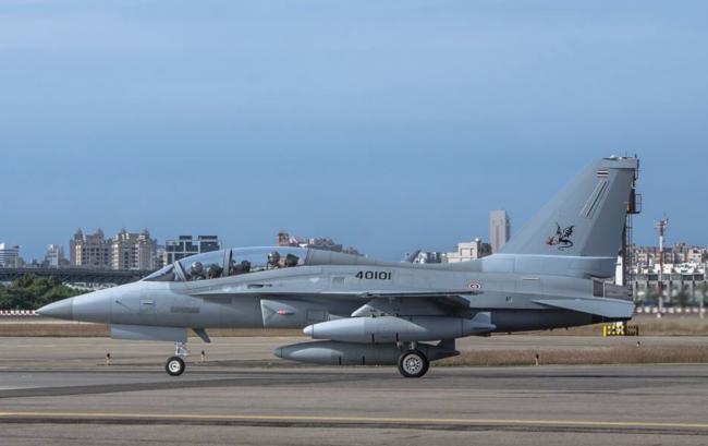 Angkatan Udara Thailand Resmi Operasikan Jet Latih T-50TH