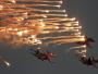 Tim Aerobatik Russian Knights Rayakan HUT ke-27