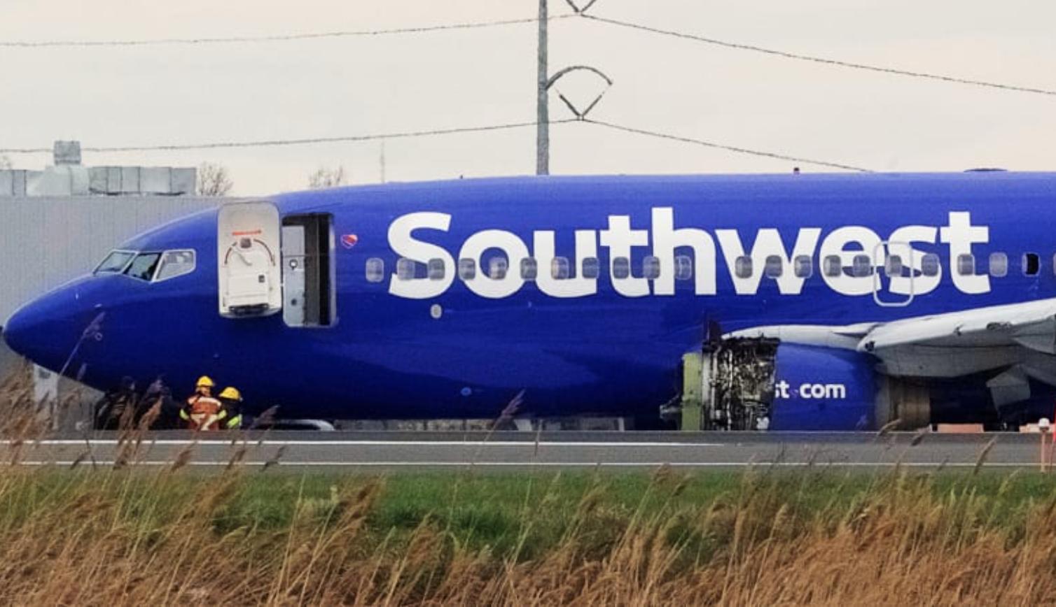 Insiden Mesin Meledak Southwest Airlines, Mengulang Peristiwa Sama 2016